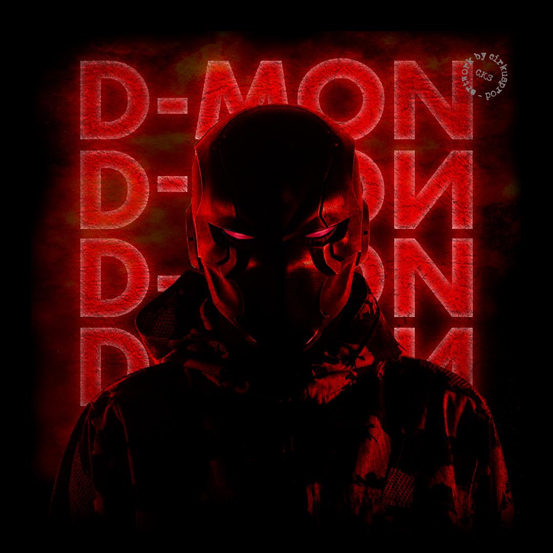 D-MON – Red Neon