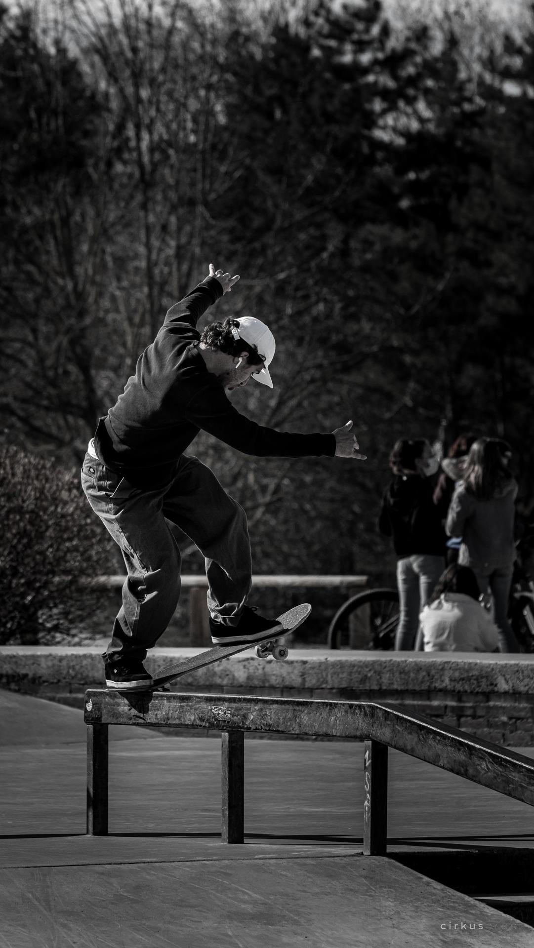 Pierre Lucas – Skate park Reims